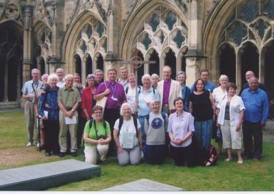 Canterbury and Lambeth